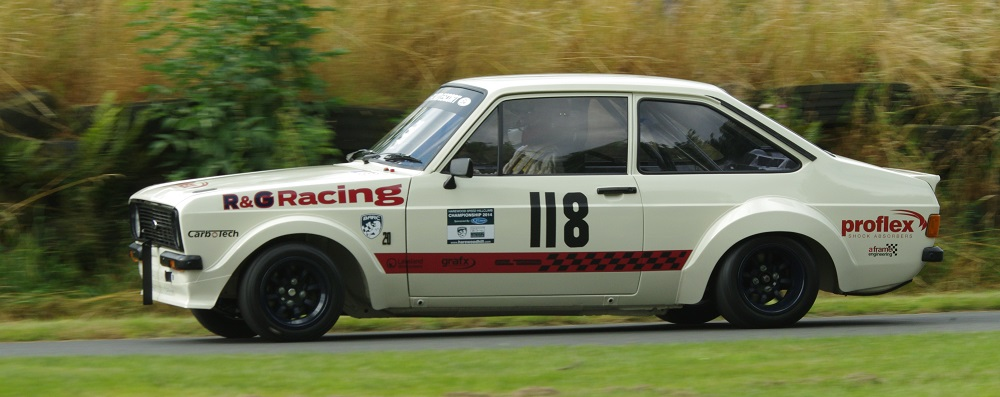 Hillclimb and Sprint Escort